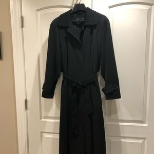 All weather trench coat